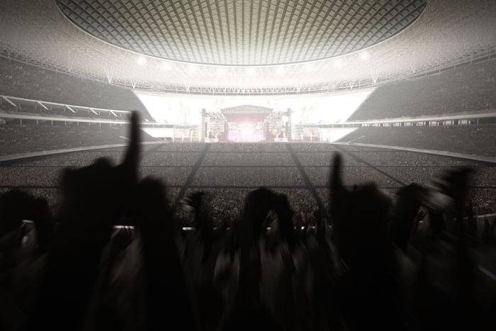 Concert Flat
