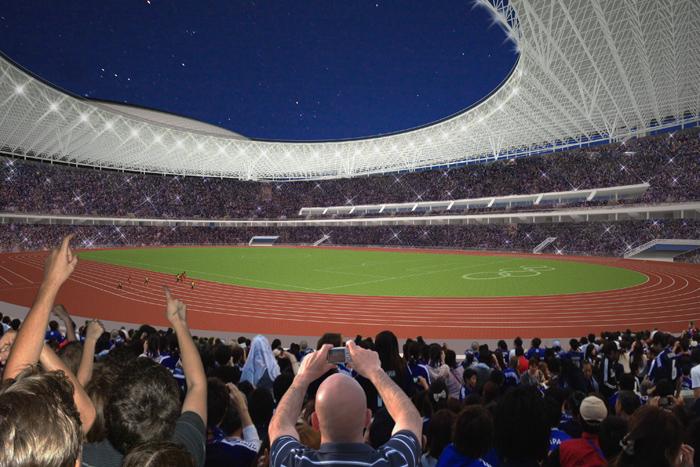 olympics Flat